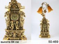 Светильник с часами e14 25w (кор-2шт)