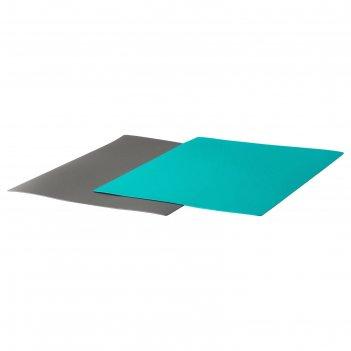Набор гибких разделочных досок финфордела, 2 шт, 28х36 см, микс
