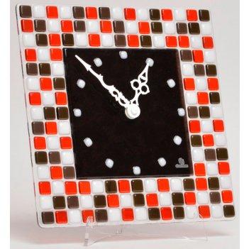 Часы  glass deco ns-w1