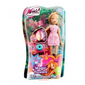 Кукла winx club «нежная роза» микс