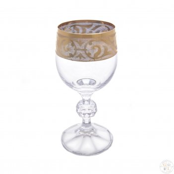 Набор рюмок для водки bohemia v-d 90 мл(6 шт)