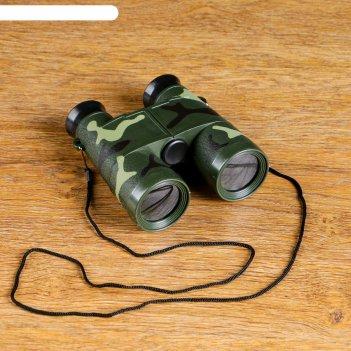 Бинокль сувенирный прикрытие 4х30, окуляр круглый