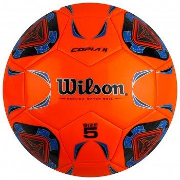 Мяч футб. wilson copia ii арт.wte9282xb05 р.5, 30п, гл.tpu, 1подкл. сл.,ма
