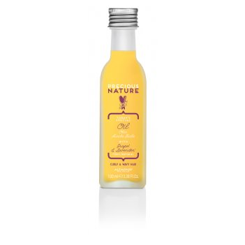 Масло для кудрявых и вьющихся волос precious nature curly/wavy hair light