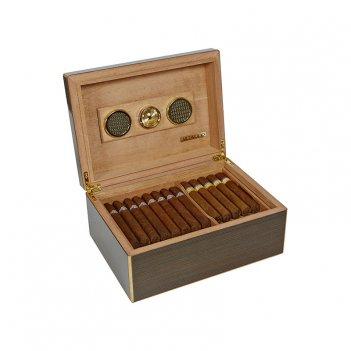 Хьюмидор artwood сlassico на 75 сигар, арт. aw-01-026