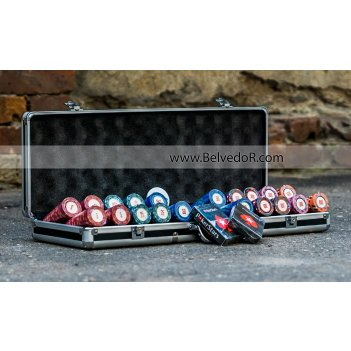Casino royale 500 premium - набор для покера
