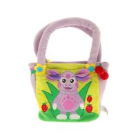 Мягкая игрушка сумочка лунтик прямоугольная 20см v85603/20