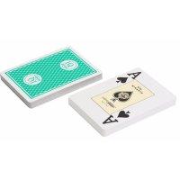 Карты для покера fournier 818 casino europe, зеленая рубашка