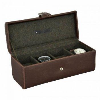 Шкатулка для хранения часов и запонок lc designs co. ltd. арт.73817