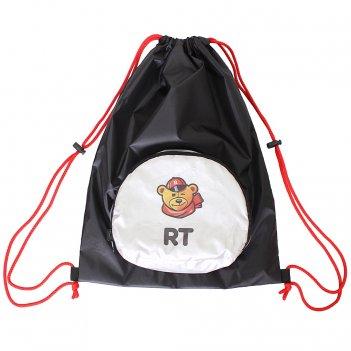 Мешок-рюкзак складной rt, на самокат и велосипед лев