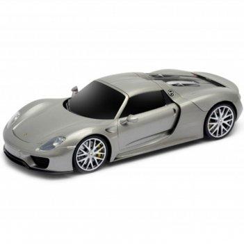 Коллекционная модель машины porsche 918 spyder 1:24 24055