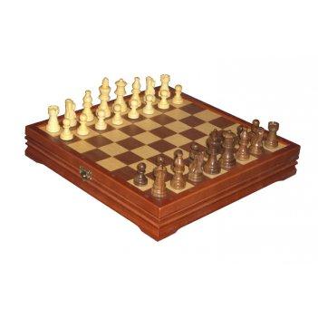 Rtc-3303 шахматы классические малые деревянные утяжеленные