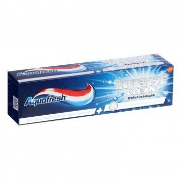 Зубная паста, интенсивное очищение, 75 мл