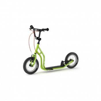Самокат yedoo tidit green new