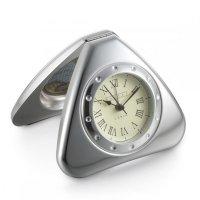 Часы морские каютные cabin clock с будильником кварцевые