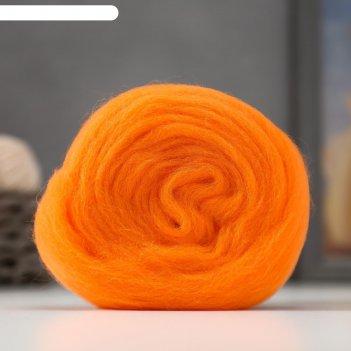 Шерсть для валяния keche 100% шерсть 2,5м/50гр (979)