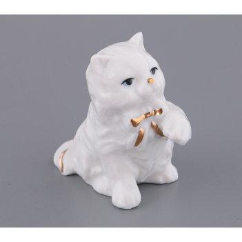 Фигурка кошка высота=5.5 см.(кор=180шт.)