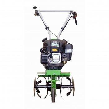 Культиватор бензиновый aurora gardener 450 mini 17576, 3.68 квт, 200х450 м