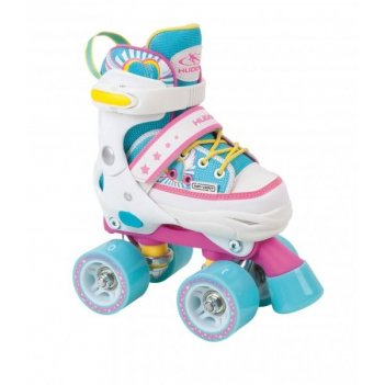 Роликовые коньки hudora rollschuh skate wonders 32-35 (22037)