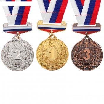 медали из бронзы