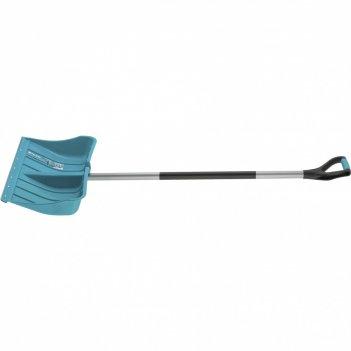 Лопата снеговая 540 x 375 мм, luxe color line palisad