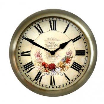 Настенные часы b&s 260-f5