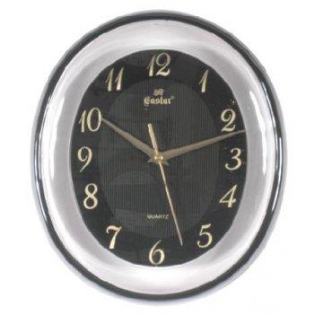 Настенные часы gastar 934 b (пластик)