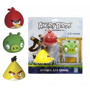 Игровой набор для ванны angry birds