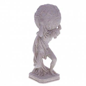 Фигурка декоративная атлант, l15 w11 h31 см