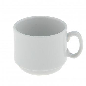 Чашка кофейная 100 мл белье