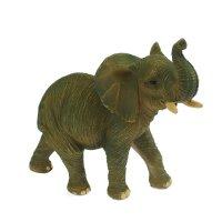 Статуэтка слон малый цвет микс