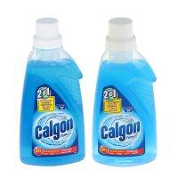 Средство для cмягчения воды и предотвращения образования накипи calgon 2в1