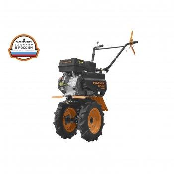 Мотоблок carver мт-901, 6.6/9 квт/л.с., передачи 2/2, 6.5 л, захват 722-10