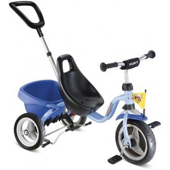 Трехколесный велосипед puky cat 1s 2326 ocean blue голубой