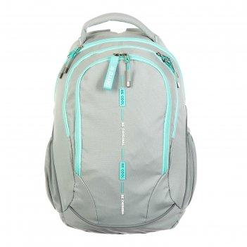 Рюкзак школьный kite 816, 45 х 32 х 14, сity, серый