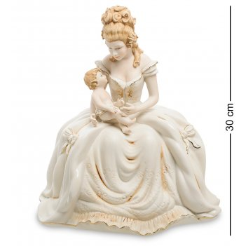 Sv- 53 статуэтка «материнство» (sabadin vittorio)