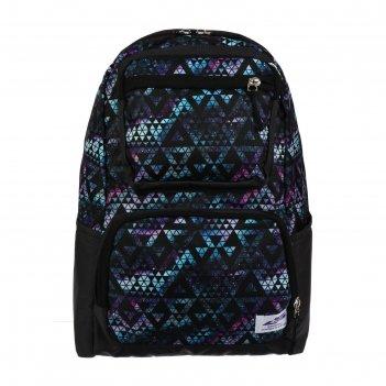 Рюкзак молодёжный с эргономичной спинкой luris рамон, 41 х 28 х 19, для де