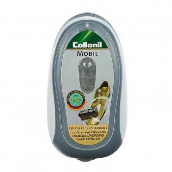 Губка для придания блеска обуви collonil mobil, цвет: бесцветный