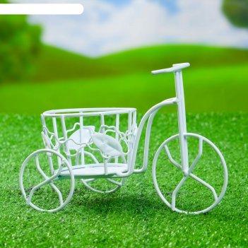 Кашпо велосипед 15*21*11 см