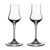 Набор из 2-х бокалов для крепких напитков spirits, объем: 80 мл, высота: 1