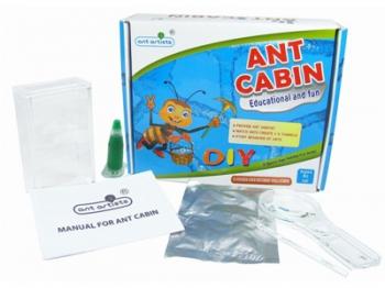 9675 муравьиная ферма домик зеленый