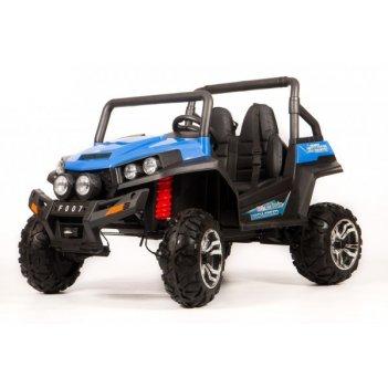 Электромобиль barty buggy (f007) синий 4х4 (полный привод)