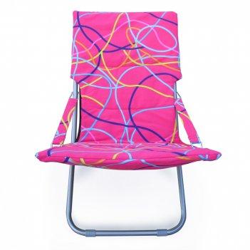 Кресло складное турист xl-blue