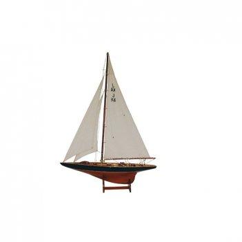 Парусная яхта модель endeavour lux l 81 см h 115 см