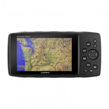 Gps-навигатор garmin gpsmap 276cx (nr010-01607-03r6), 5, gps, глонасс, чер