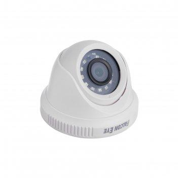 Видеокамера внутренняя falcon eye fe-mhd-dp2e-20, ahd, 2 мп, 1080 р, объек