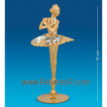 Ar-3679 фигурка балерина (юнион)