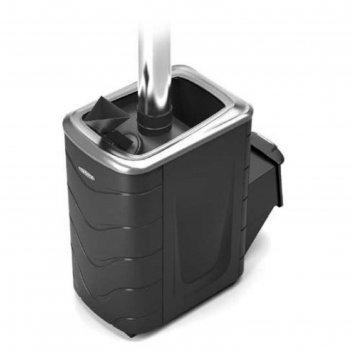 Печь для бани термофор гейзер 2014 inox, закрытая каменка, антрацит