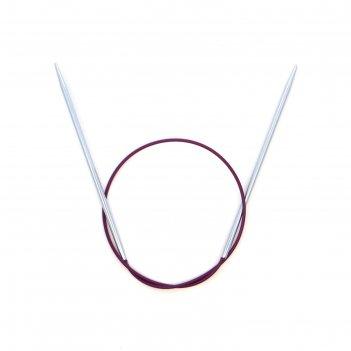 Спицы для вязания, круговые, d = 2,5 мм, 40 см