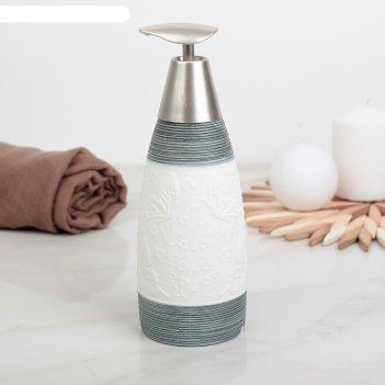 Дозатор для жидкого мыла ассорти, микс
